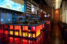 Blue Sushi Bar and Grill