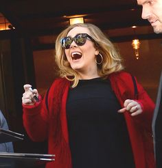 Adele Steps Out Like She Didn't Just Cause a Worldwide Meltdown