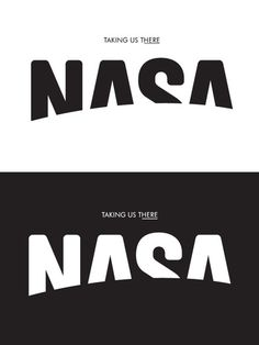 4   NASA's Logo Redesigned To Be Truly Out Of This World   Co.Design: business   innovation   design