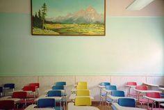 Aaron Ruell's Strange & Stunning Interiors