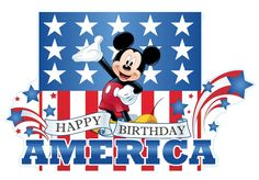 Holiday Weekend Un-Celebration America Independence Day, Happy Independence Day, 4th Of July Photos, Fourth Of July, Origami, Mickey Mouse Pictures, Disney Clipart, Happy Birthday America, Holiday Pictures