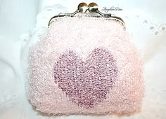 Items similar to pink heart coin purse, pink heart kiss lock purse, angeline rose purse, unique cute purse on Etsy Cute Purses, Coin Purse, Trending Outfits, Rose, Unique Jewelry, Handmade Gifts, Pink, Collection, Cute Handbags