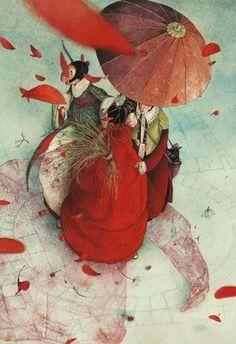 laurenrossfad LISBETH ZWERGER Lisbeth Zwerger (born 26 May 1954) is an Austrian illustrator of