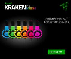 RAZERZONE.COM: Razer Kraken Pro Neon