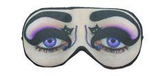 Chat sur sommeil œil masque, masque de sommeil Eye, œil masque sommeil sommeil masque Blindfold Blinder la main œil masque Spa œil masque lunettes de nuit by venderstore on Etsy