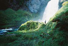 https://flic.kr/p/dj6PnE | Chris and the waterfall | McKenzie River facebook   Twitter blog