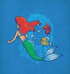 bajo del mar