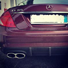 Mercedes CL65 AMG