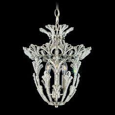 Schonbek Rivendell 3 Light Jewel Foyer Pendant Finish / Crystal Color: