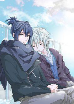 No. 6 | Nezumi and Shion