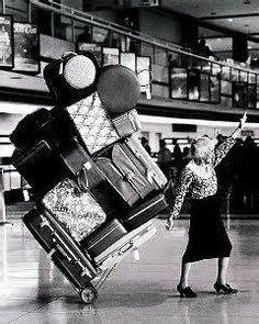 ¿Viaja segura mi maleta en un avión?