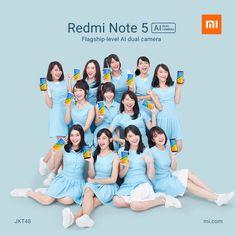Jkt48 x Xiaomi