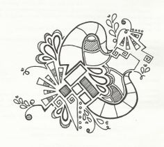 Doodle W1 by kally8329.deviantart.com on @deviantART