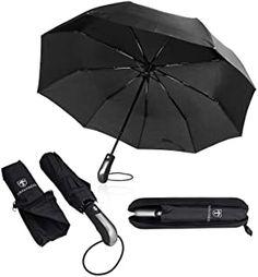 Travando - 21.95 - 4.6 von 5 Sternen - Top Regenschirme 2019 Fashion, Dream Homes, Umbrellas, Textile Fabrics, Hiking, Black, Moda, Fashion Styles, Fashion Illustrations