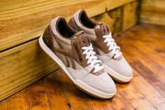 """Reebok PHASE I PRO CNL """"mita sneakers"""" """"YEAR OF COURT"""" """"LIMITED EDITION for CERTIFIED NETWORK"""""""