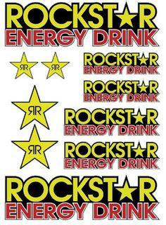 Triumph Motorcycles, Vinyl Sticker Sheets, Car Stickers, Scooters, Ducati, Chopper, Motocross, Mopar, Rockstar Energy Drinks