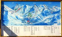 Station de ski de Baqueira-Beret, Pyrénées espagnoles - Lérida (Espagne)