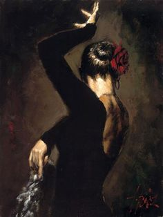 Flaminguera wears a black dress which symbolizes the mystery in her. She is cold hearted, but sweet at the same time. The red flower has powers to hear everything and sink it in her brain. The flower represents her sweet and passionate side. The pulled up hair into a bun represents her elegance.