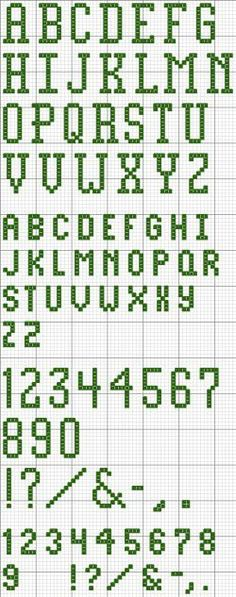 basic cross stitch patterns - Google Search