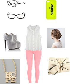 """""""a day out"""" by elizabeth-leto ❤ liked on Polyvore"""