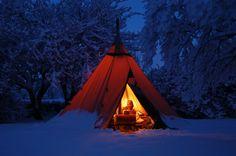 CANOE CAMPING – ORIGINS — Tentipi Blog by Tim Gent