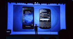 Las acciones de RIM caen tras el lanzamiento de BlackBerry 10