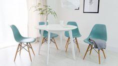 Terni White Round Dining Table £149.00