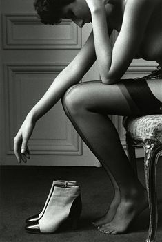 Jeanloup Sieff 79  Paris Lisa Gerber