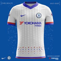 f5730626cd8 Chelsea had agreed a new deal with Nike so these are my Fantasy Kits for  2017