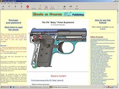 FN baby pistol explained - downloadable at HLebooks.com