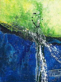Bali, River, Abstract, Artwork, Summary, Work Of Art, Auguste Rodin Artwork, Artworks, Rivers
