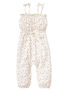 Gap | Star print one-piece