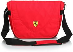 Ferrari Travelers Messenger Bag on shopstyle.com