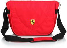 Ferrari Travelers Messenger Bag on shopstyle.com