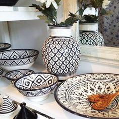 Rif design - Maroccan ceramics