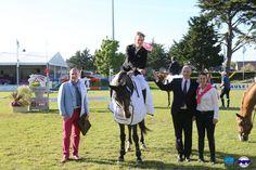 Épreuve n°15 | Jumping International La Baule  CSIO 5* Prix RMC Alexander Zetterman à la remise des prix