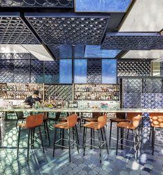 Blue Wave (Barcelona, Spain), Europe Bar | Restaurant & Bar Design Awards