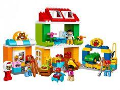 Lego Duplo - Landsbytorg 10836