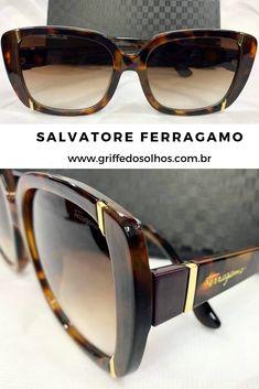 adb575e89714b SALVATORE FERRAGAMO - ÓCULOS DE SOL FEMININO QUADRADO  oculosferragamo   salvatoreferragamo  oculosestiloso  oculos2019