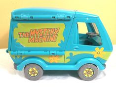 No other accessories included, everything included is shown in photos (van only). Mystery Machine Van, Scooby Doo Mystery, Hanna Barbera, Collections, Dolls, Games, Crafts, Baby Dolls, Manualidades
