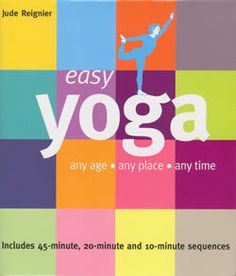 Jude Reignier's 'Easy Yoga' is based on her ten years' teaching experience and will appeal to adults and children alike, plus those with special needs Inspirational Books, Special Needs, Muscle, Age, Teaching, Children, Small Book, Places, Boys