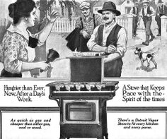 HOUSE APPLIANCE: Dinnertime, a stove the keeps up with the modern times