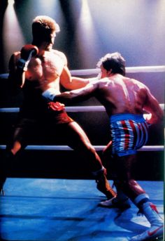 Drago vs Rocky Rocky Stallone, Rocky Sylvester Stallone, Rocky Series, Rocky Film, Movie Stars, Movie Tv, Movie Place, Rocky Balboa Poster, Dolph Lundgren