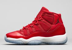 Official Images Of The Air Jordan 11 Win Like '96