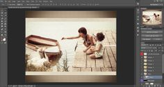 Working with Photobacks Clarity Package and Photobacks Actions