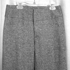 Banana Republic Harrison stretch wool pants Banana Republic Harrison stretch wool pants Banana Republic Pants Wide Leg