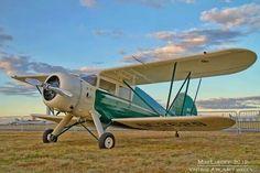 Waco YKS-7 - Mike Luedey