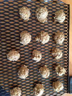 Naturally Homemade: Peanut Butter Oatmeal Banana Chocolate Vegan Cookies