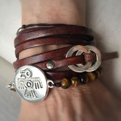 Unisex armcombo Unisex, Bracelets, Leather, Jewelry, Design, Fashion, Moda, Jewlery, Bijoux