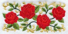 Machine Embroidery Designs at Embroidery Library! - Color Change - C9468 122513